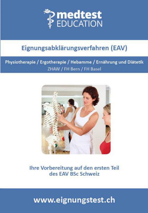 EAV - Physio - Test Grossansicht